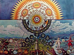 Early Rosicrucian and Occult Symbolism